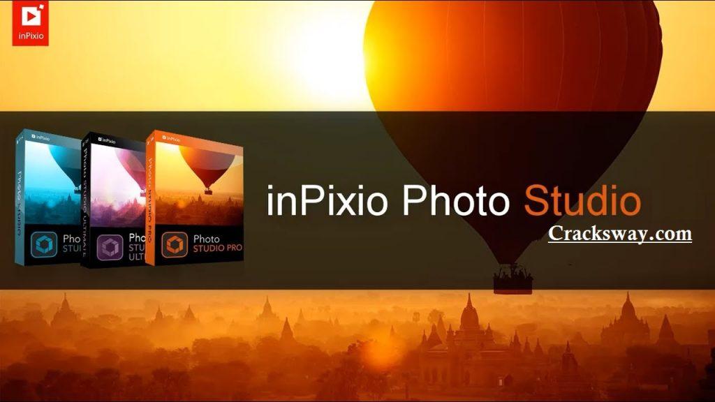 InPixio Photo Editor Serial Key